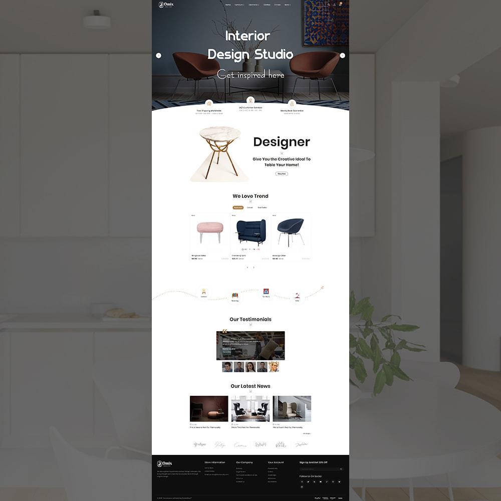 theme - Casa & Jardins - Omix Furniture Store - 2