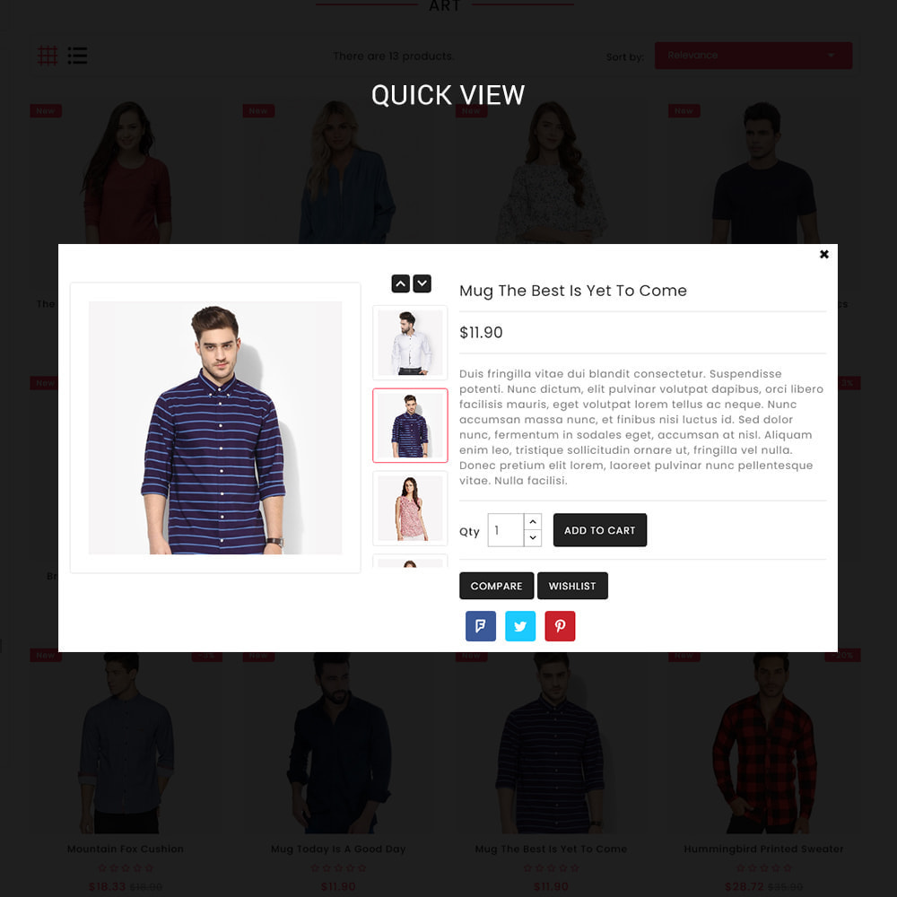 theme - Fashion & Shoes - Shopivate -  The Fashion Shop - 8