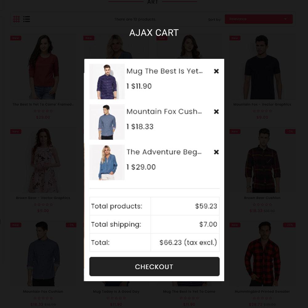theme - Fashion & Shoes - Shopivate -  The Fashion Shop - 9
