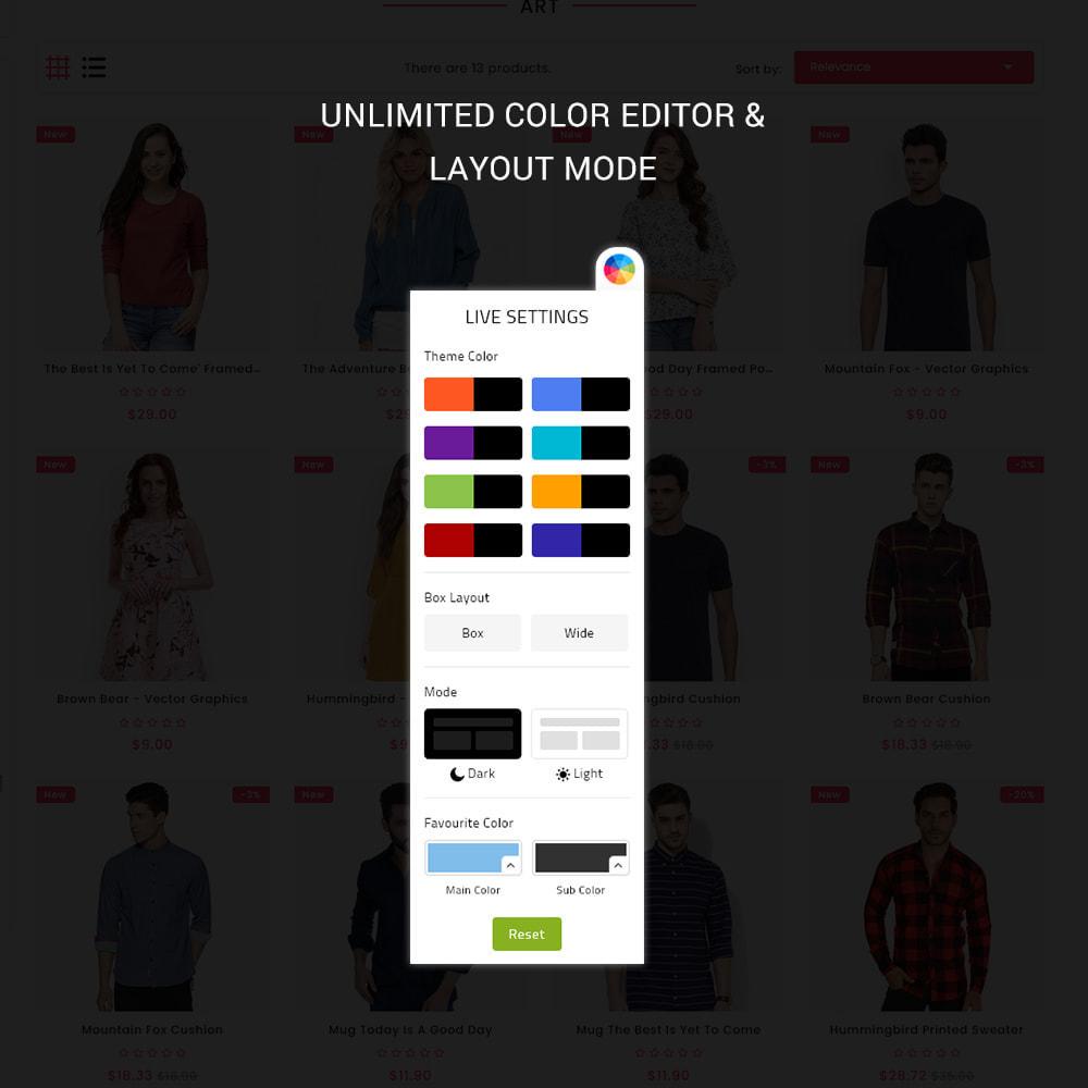theme - Fashion & Shoes - Shopivate -  The Fashion Shop - 10