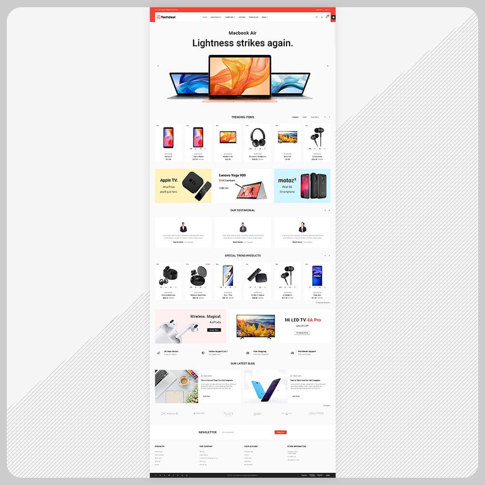 theme - Elettronica & High Tech - Techdeal Electronic Mega Mall - 2