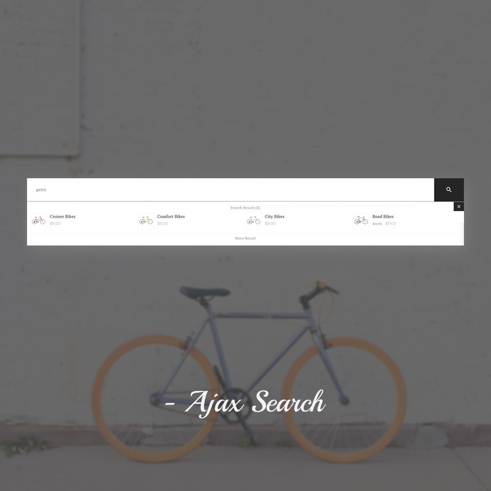 theme - Sports, Activities & Travel - Bicycle Sports–Bicycle Extreme Mega Store - 7