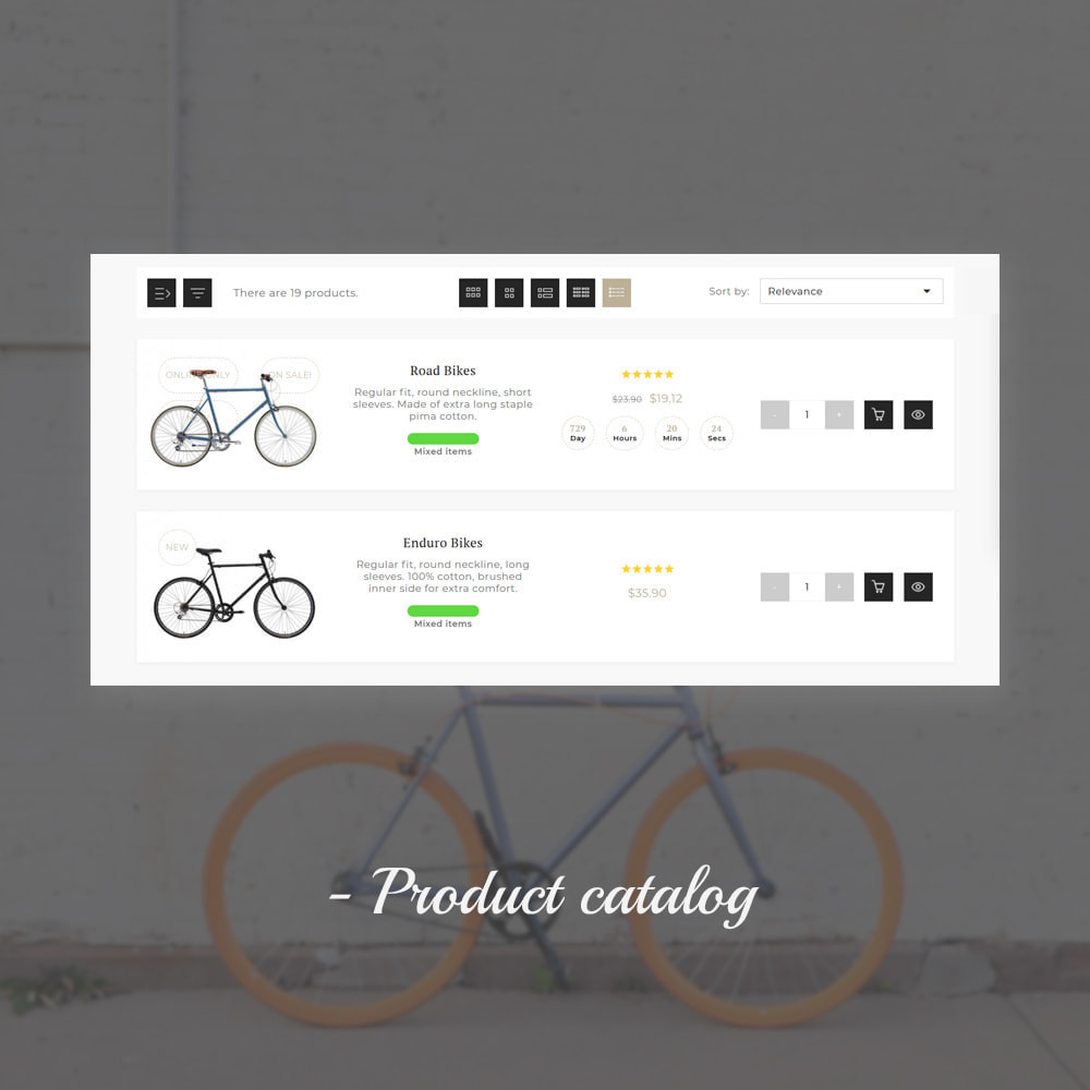 theme - Sports, Activities & Travel - Bicycle Sports–Bicycle Extreme Mega Store - 11