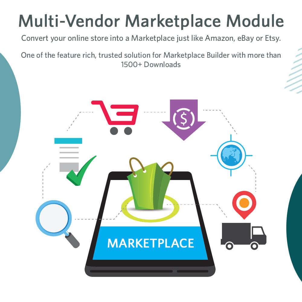 module - Marketplace Creation - Knowband - Multi Vendor Marketplace - 1