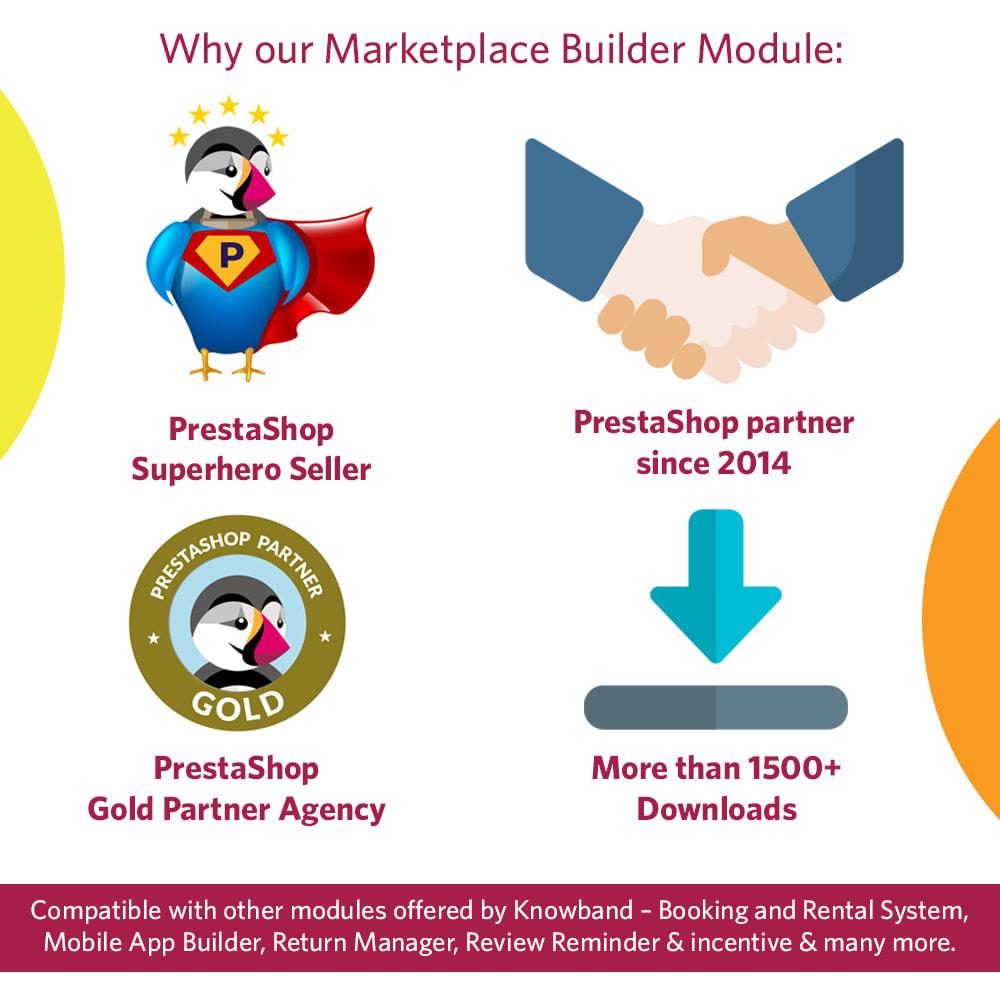 module - Marketplace Creation - Knowband - Multi Vendor Marketplace - 2