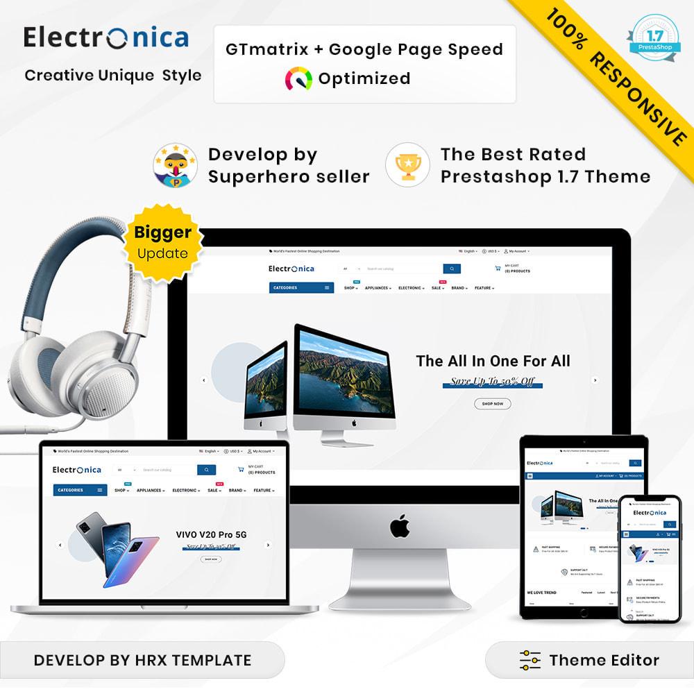 theme - Elektronika & High Tech - Electrónica Mega Electronics–Hightech Super Store - 1