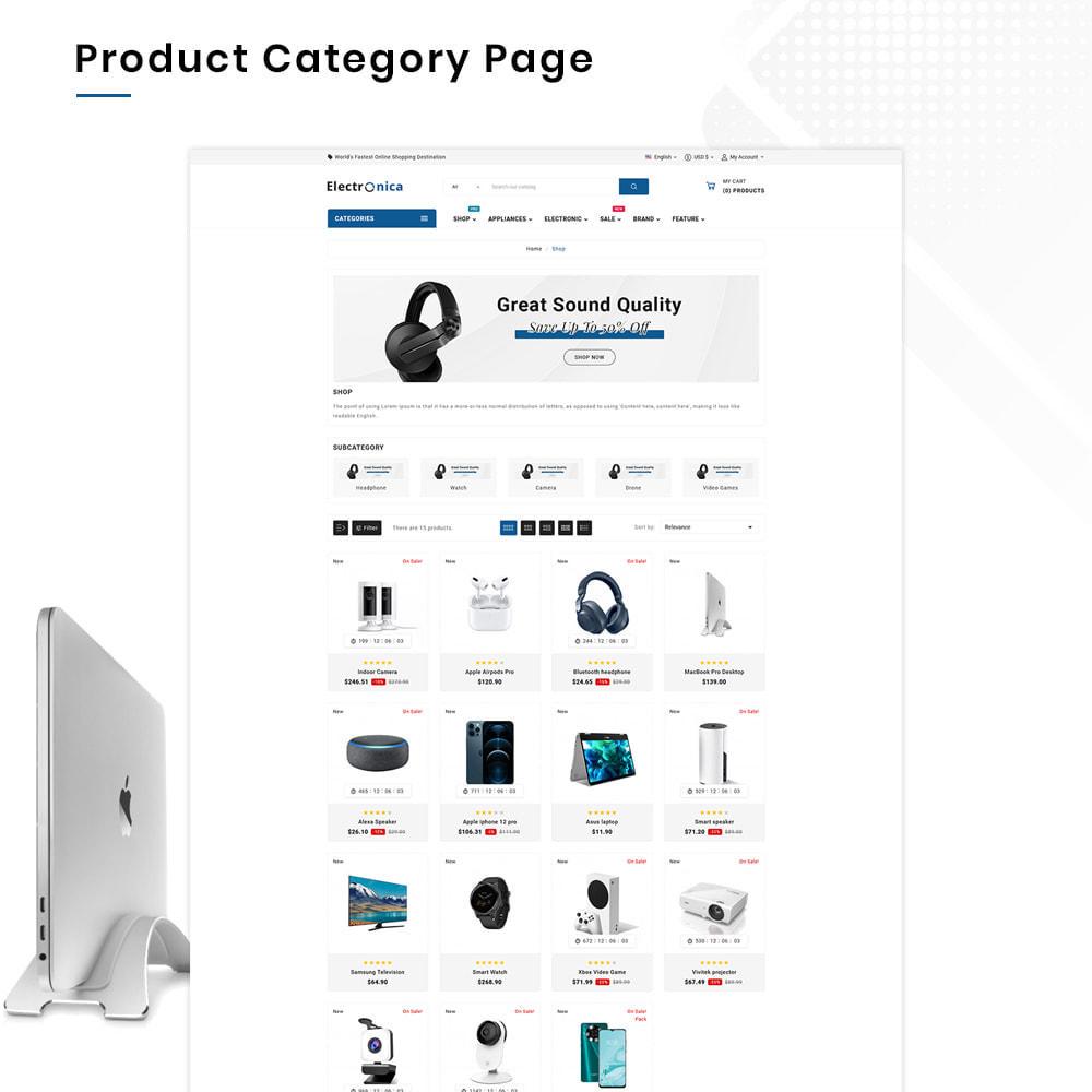 theme - Elektronika & High Tech - Electrónica Mega Electronics–Hightech Super Store - 3
