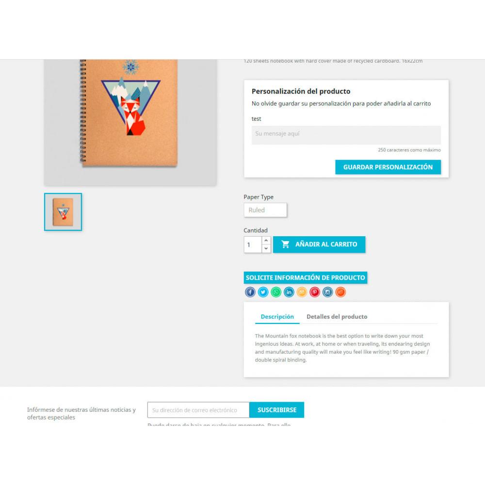 module - Boutons de Partage & Commentaires - CoolShare Plus Social networks - 4