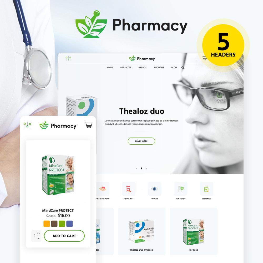 theme - Gesundheit & Schönheit - Pharmacy - 1