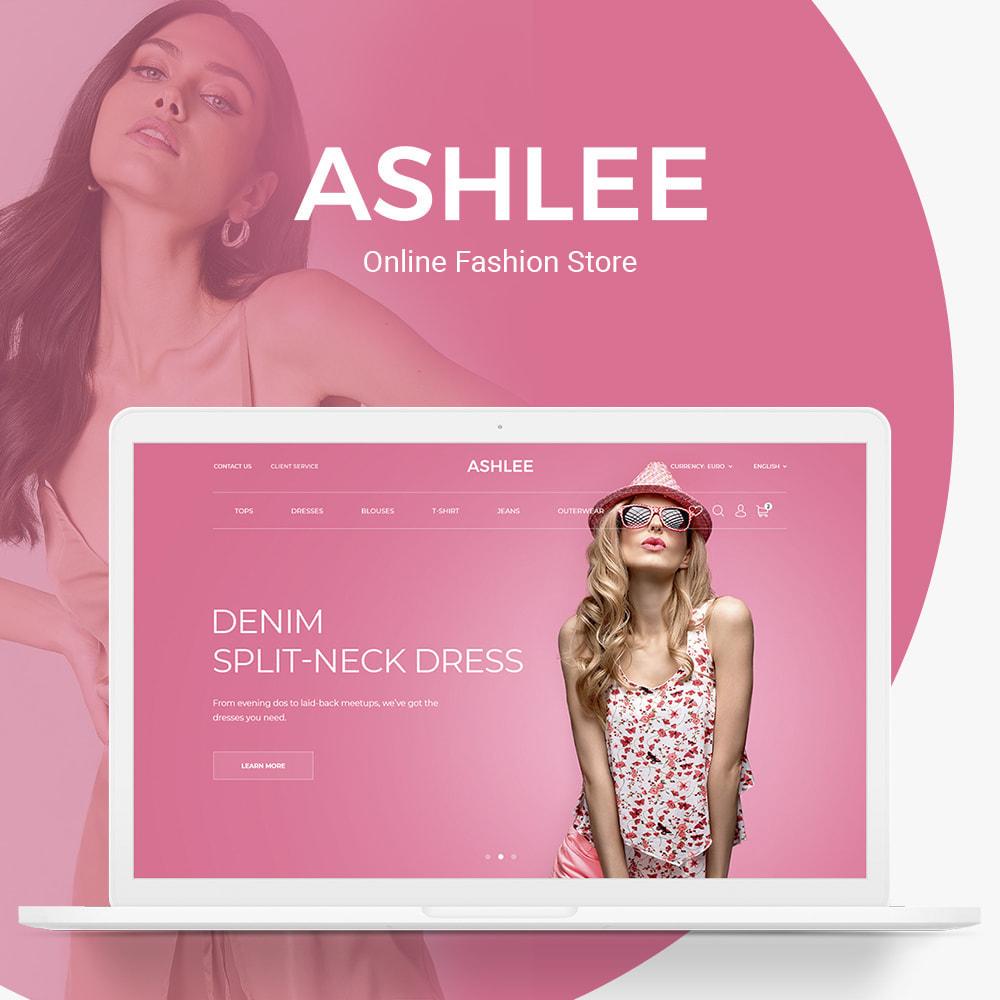 theme - Moda & Obuwie - Ashlee Fashion Store - 1