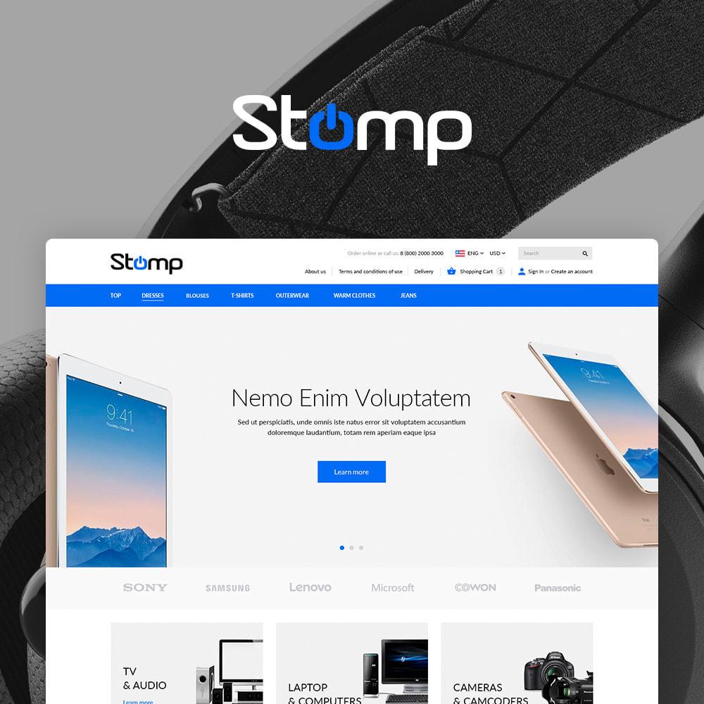 theme - Eletrônicos & High Tech - Stomp - High-tech Shop - 1