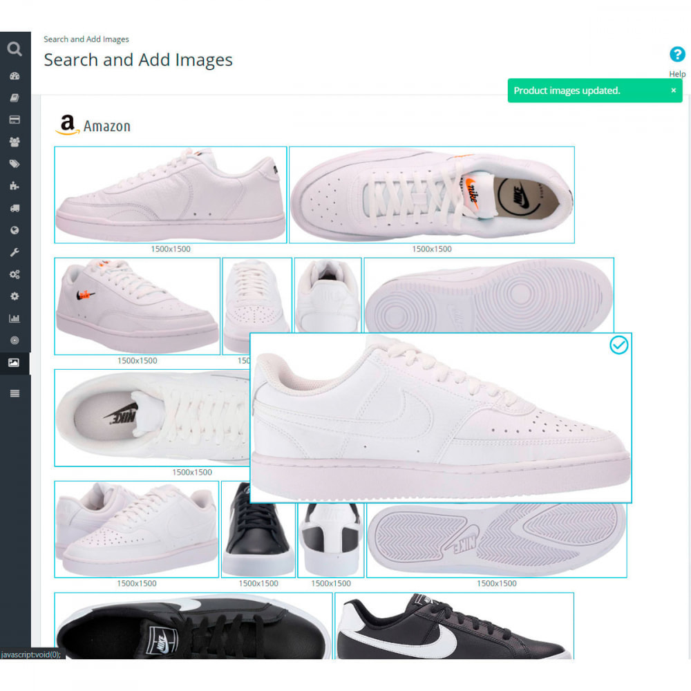 module - Snelle & seriematige bewerking - Upload Images from Google and Amazon to yours Products - 8