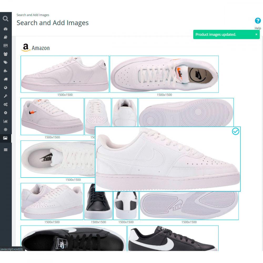 module - Edition rapide & Edition de masse - Des images de Google et Amazon à vos produits - 8