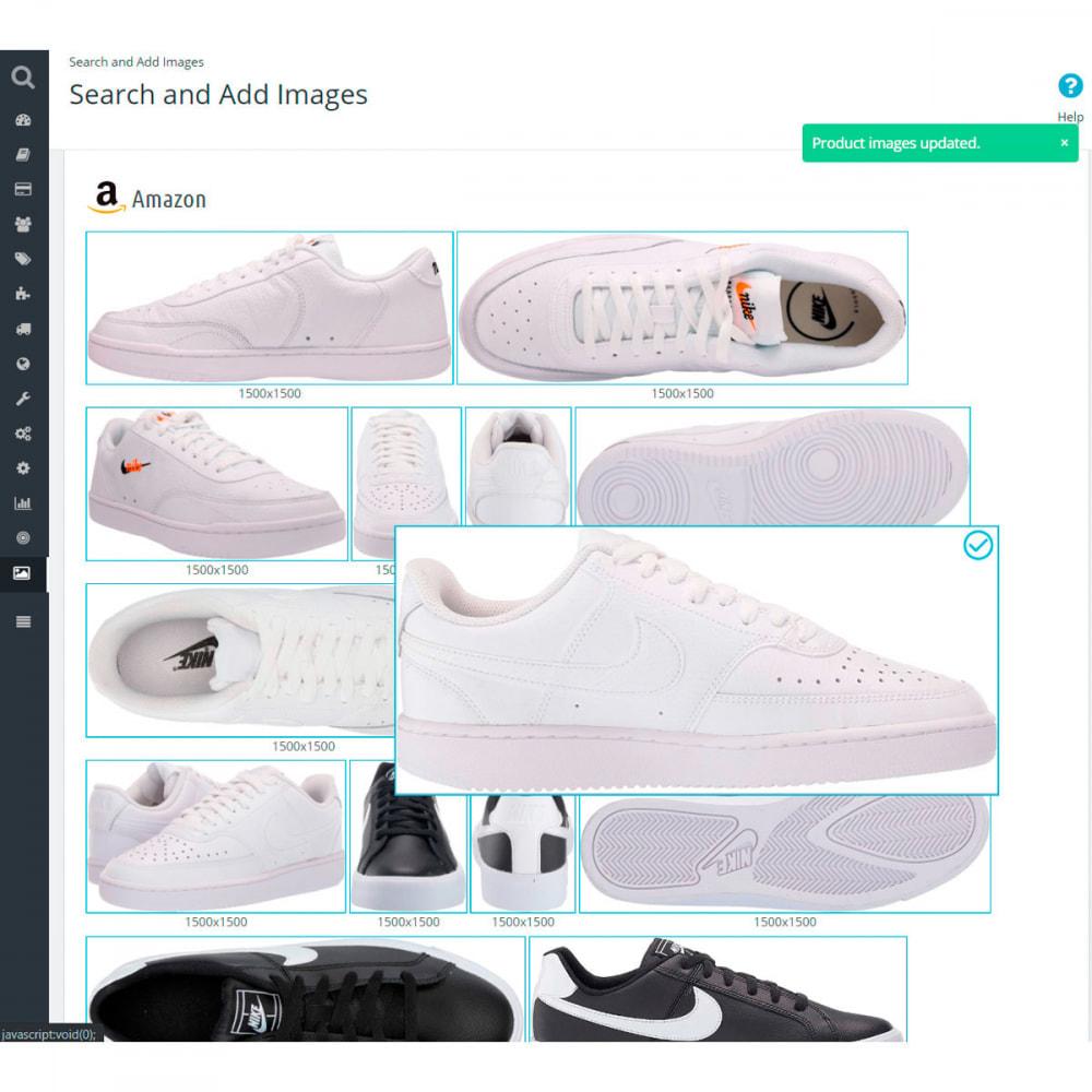 module - Quick Eingabe & Massendatenverwaltung - Images von Google und Amazon zu Ihren Produkten - 8