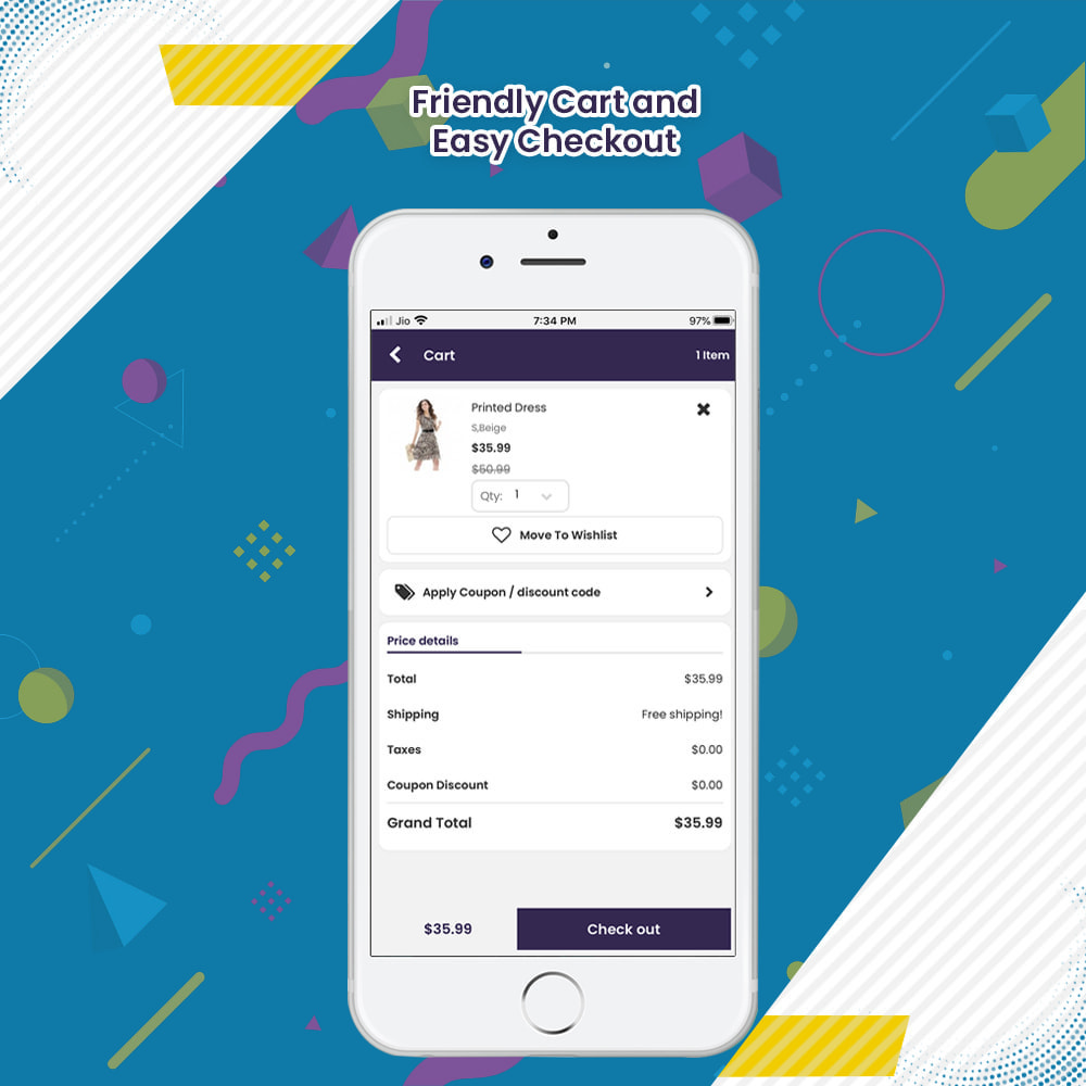 module - Мобильный телефон - eStore2App Android and iOS Mobile App Builder - 25