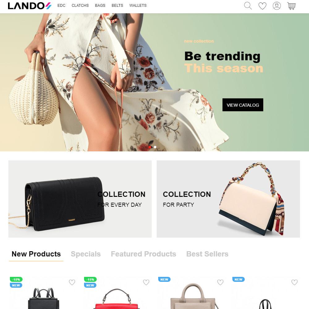 theme - Mode & Chaussures - Lando - Modern Multipurpose Online Store - 3