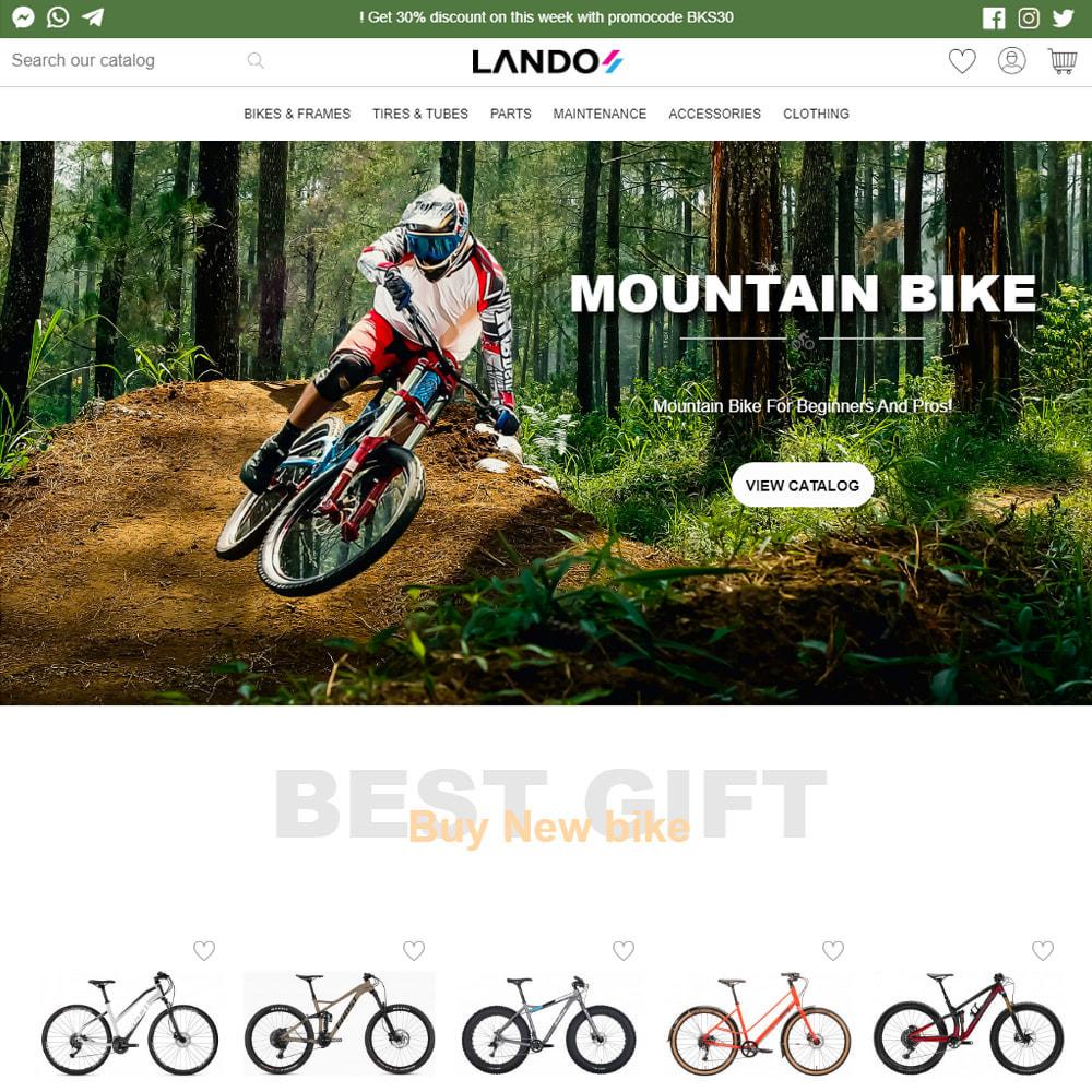 theme - Mode & Chaussures - Lando - Modern Multipurpose Online Store - 5