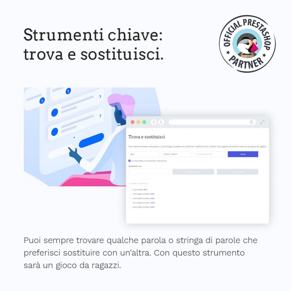 module - Lingue & Traduzioni - Glotio - Traduci il tuo PrestaShop in oltre 50 lingue - 10