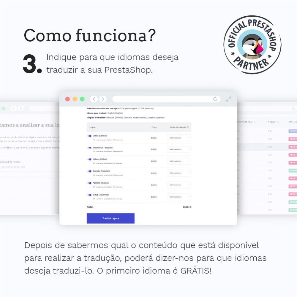 module - Internacional & Localização - Glotio - Traduza a sua PrestaShop em mais de 50 idiomas - 6