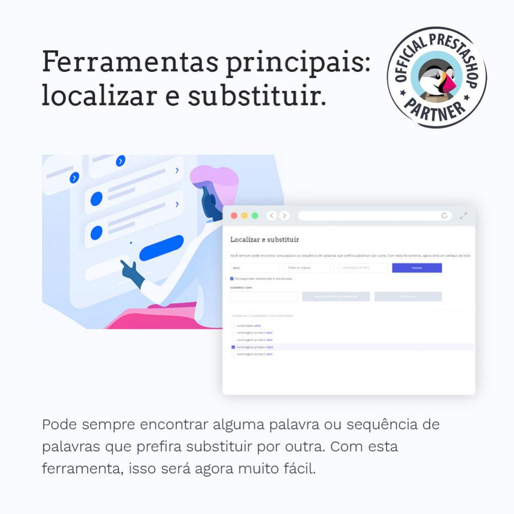 module - Internacional & Localização - Glotio - Traduza a sua PrestaShop em mais de 50 idiomas - 10