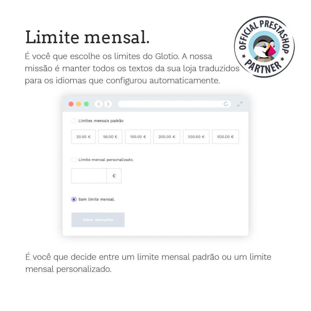 module - Internacional & Localização - Glotio - Traduza a sua PrestaShop em mais de 50 idiomas - 13