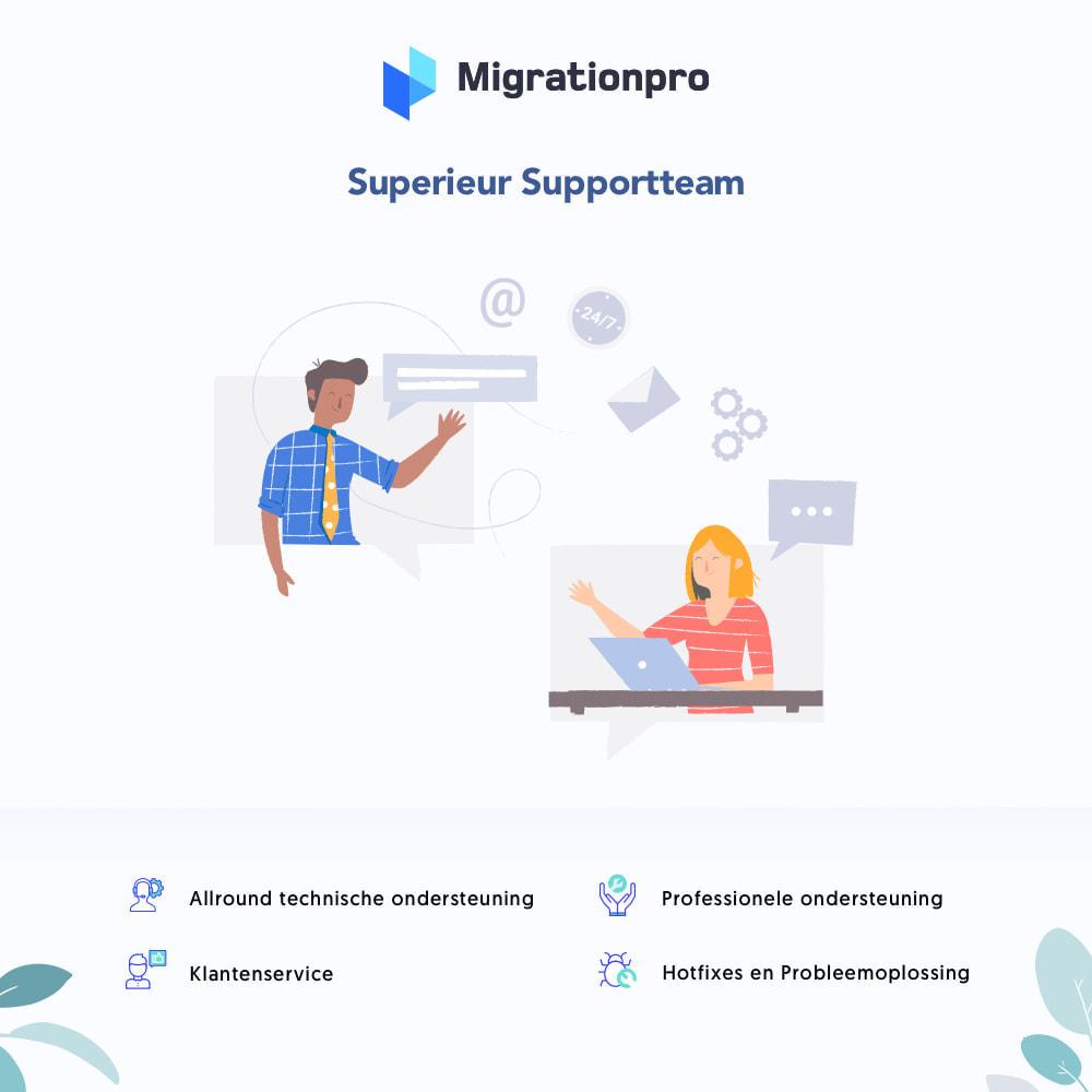 module - Migratie & Backup - WooCommerce naar PrestaShop migratie- tool - 8