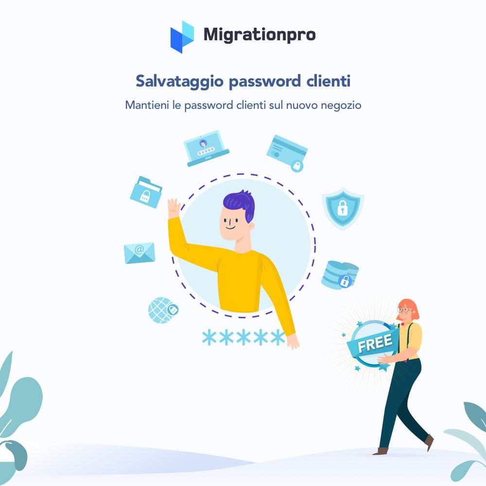 module - Data Migration & Backup - Strumento di migrazione da Magento a PrestaShop - 4