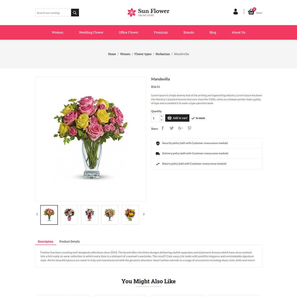 theme - Cadeaux, Fleurs et Fêtes - Cadeau de fleur - Magasin de chocolat de célébration - 5