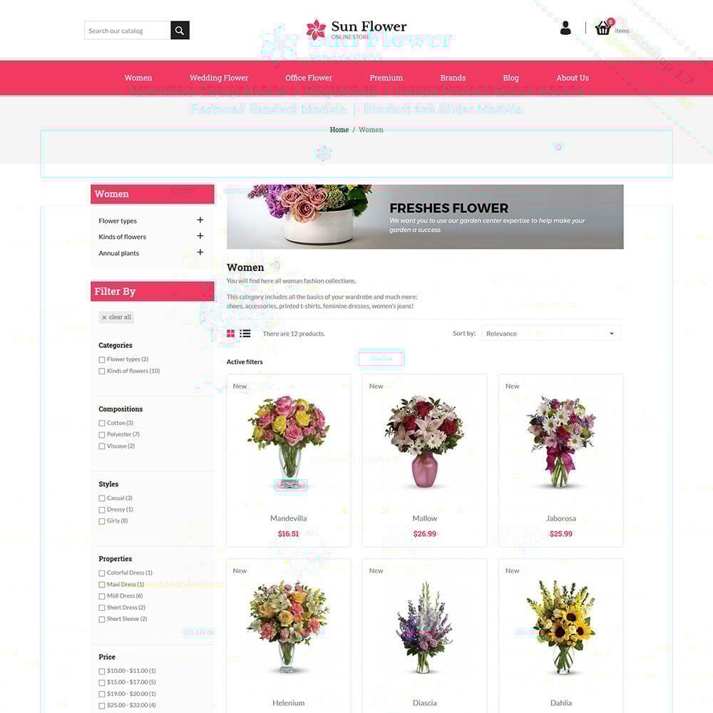 theme - Regalos, Flores y Celebraciones - Regalo de flores - Celebración de arte de boda Tienda - 4
