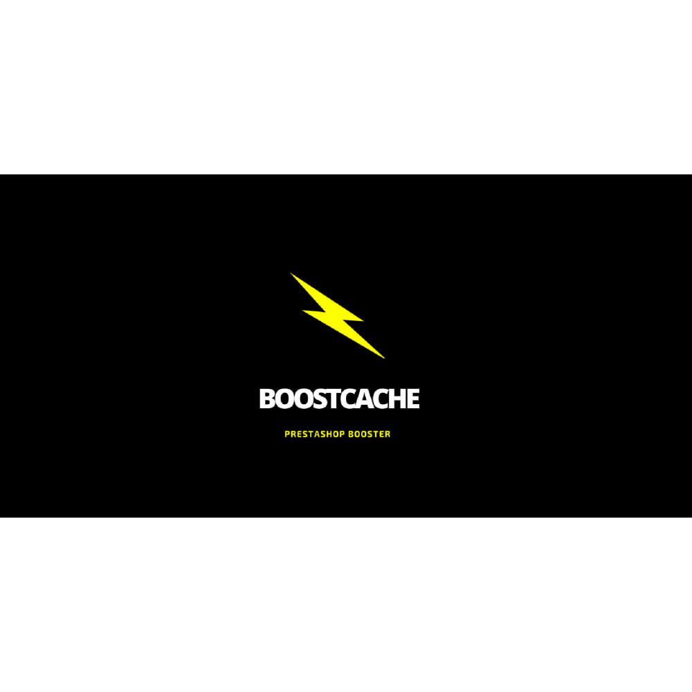 module - Desempenho do Site - BOOSTCACHE - 1