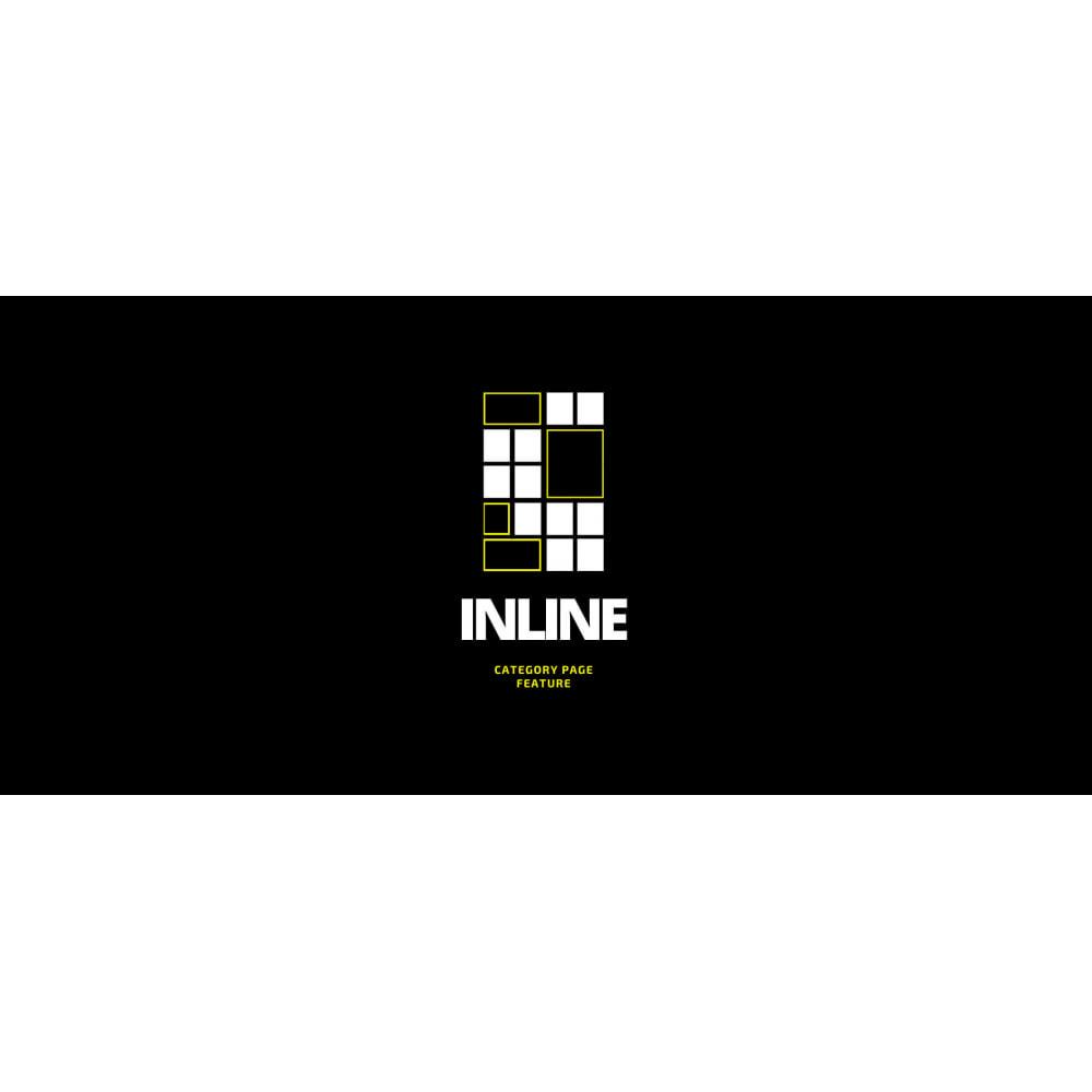 module - Zusatzinformationen & Produkt-Tabs - INLINE : featured images immersed in products list - 1