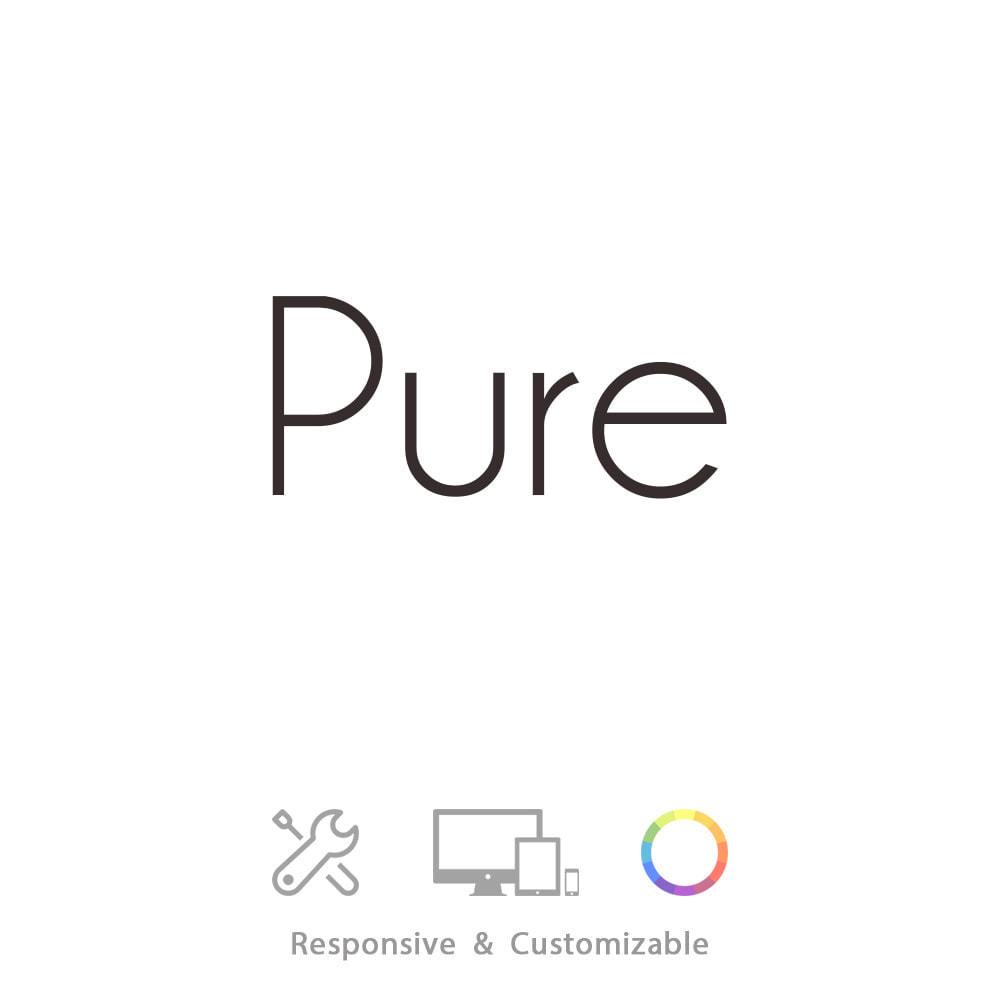 theme - Moda y Calzado - Pure - 2