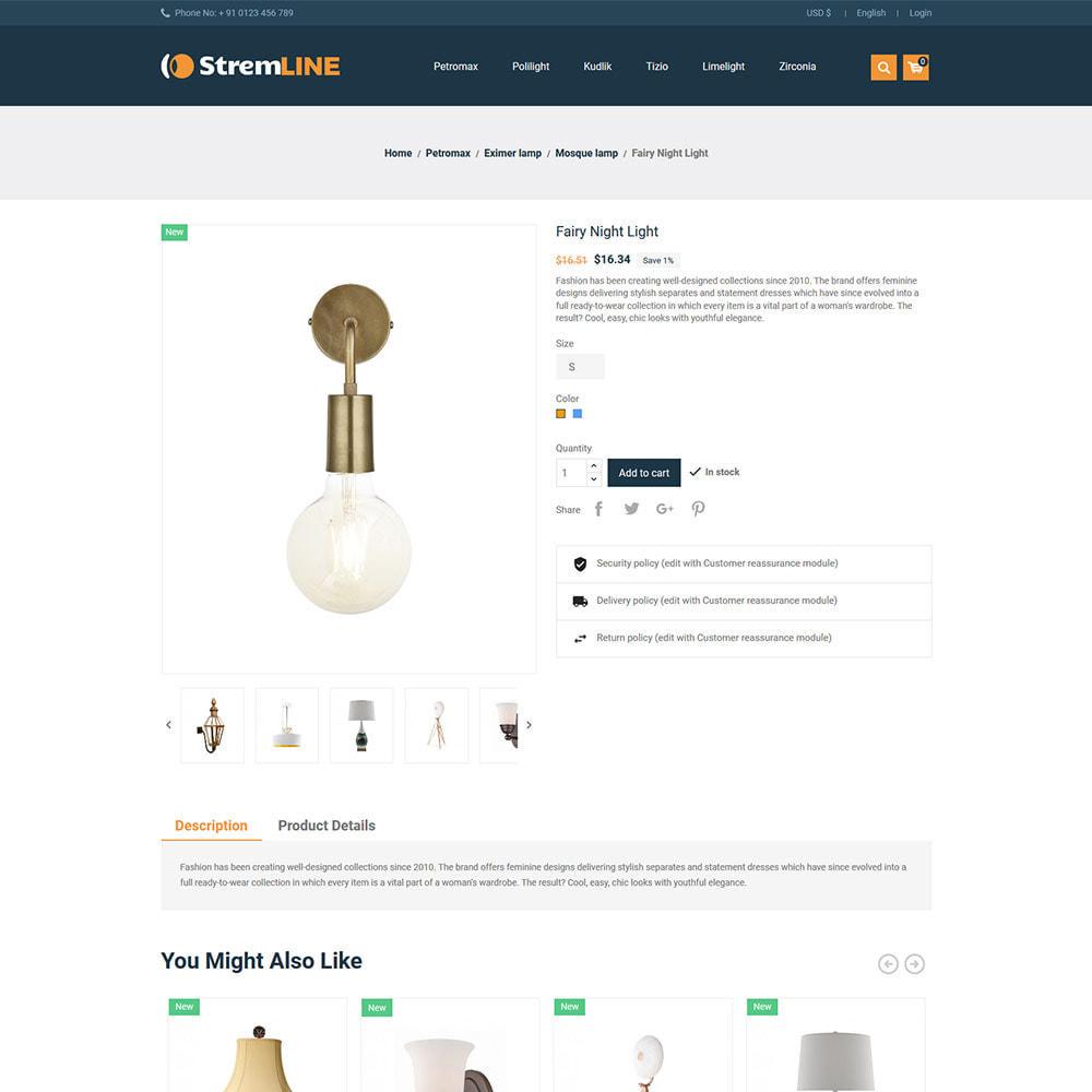 theme - Casa & Giardino - Light LED - Negozio di lampadine per accessori - 6