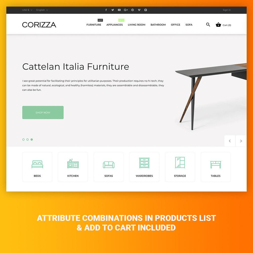 theme - Casa & Giardino - Corizza - 1