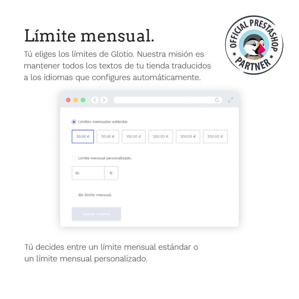 module - Internacionalización y Localización - Glotio - Traduce tu PrestaShop a más de 50 idiomas - 13