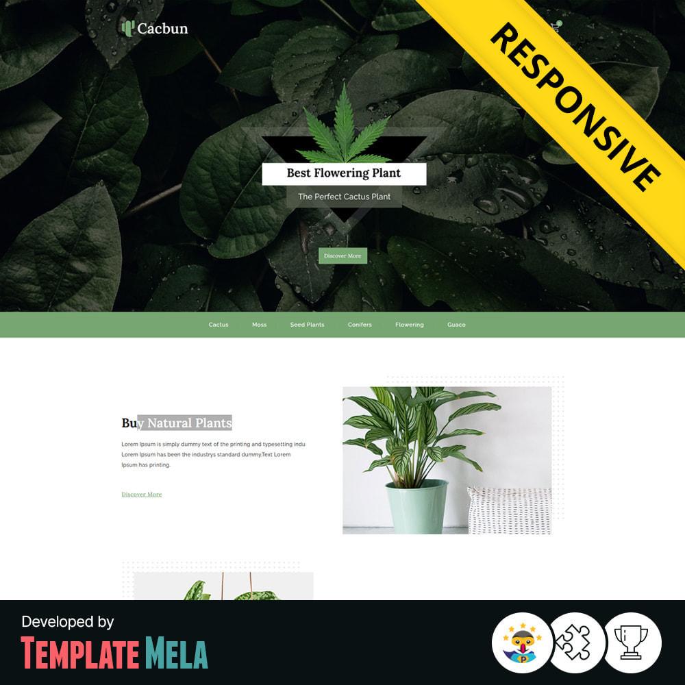 theme - Hogar y Jardín - Cacbun - Nursery Plants and Garden Store - 1