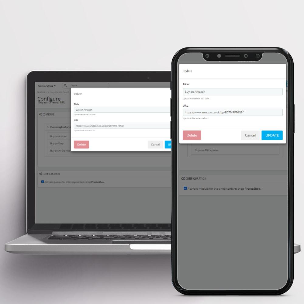 module - Marketplace - Buy on External URL - 3