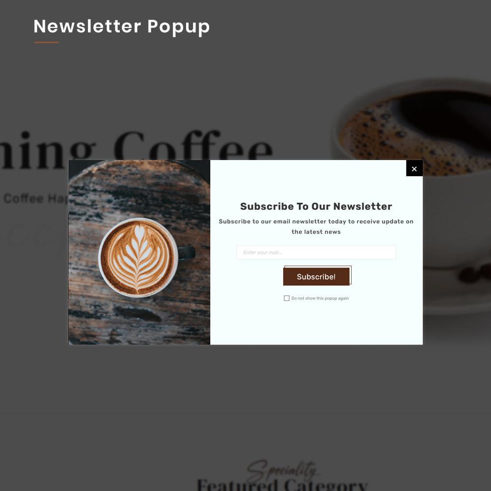 theme - PrestaShop Templates - Coffee VIP Mega Coffee–Tea Nature–Beans Minimal Store - 11