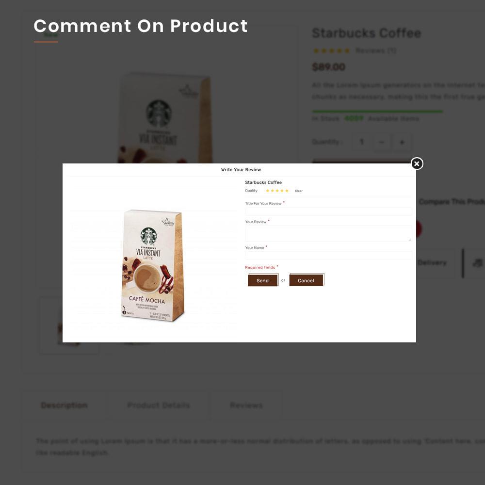 theme - PrestaShop Templates - Coffee VIP Mega Coffee–Tea Nature–Beans Minimal Store - 12