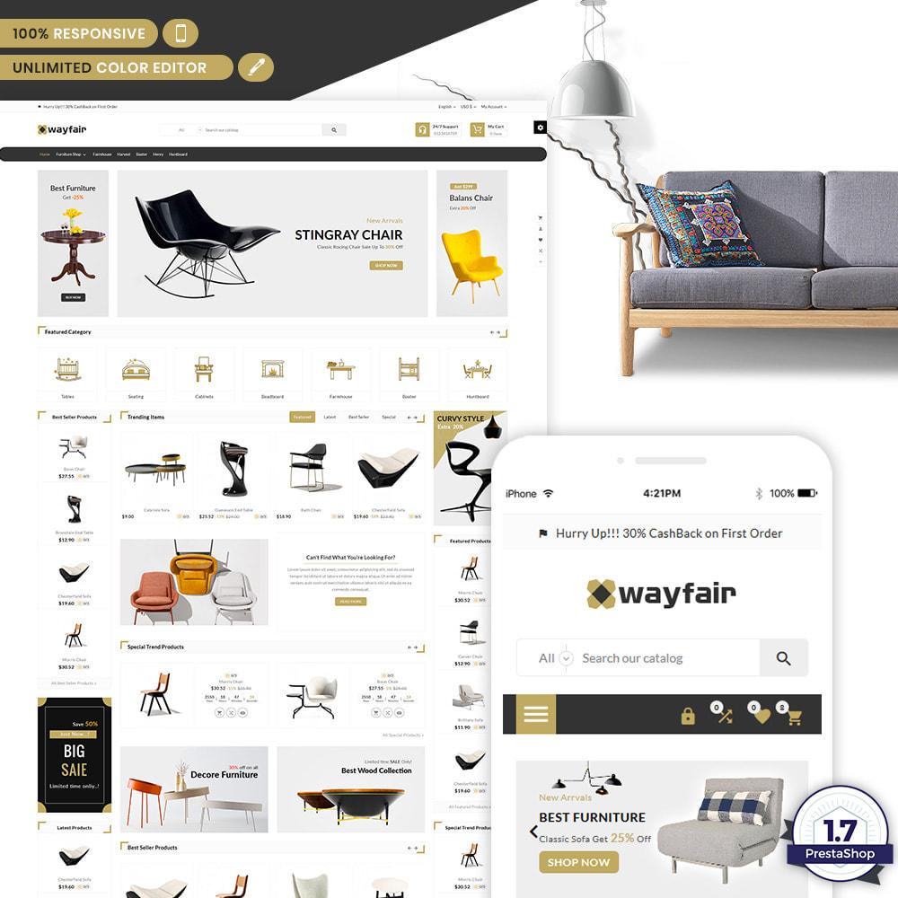 theme - Heim & Garten - Wayfair Furniture  - Furniture Shop - 1