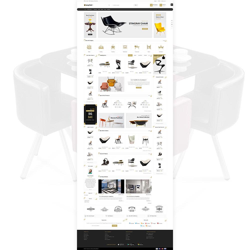 theme - Heim & Garten - Wayfair Furniture  - Furniture Shop - 2
