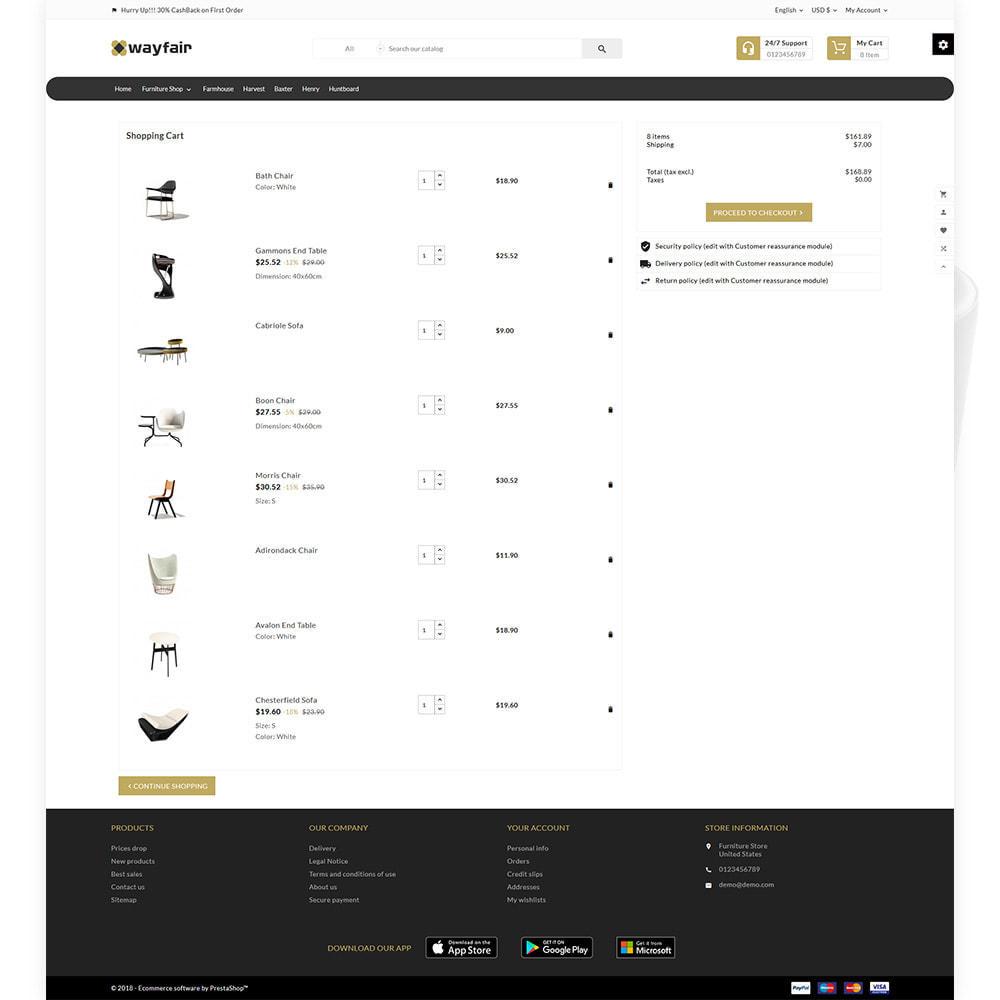 theme - Heim & Garten - Wayfair Furniture  - Furniture Shop - 4