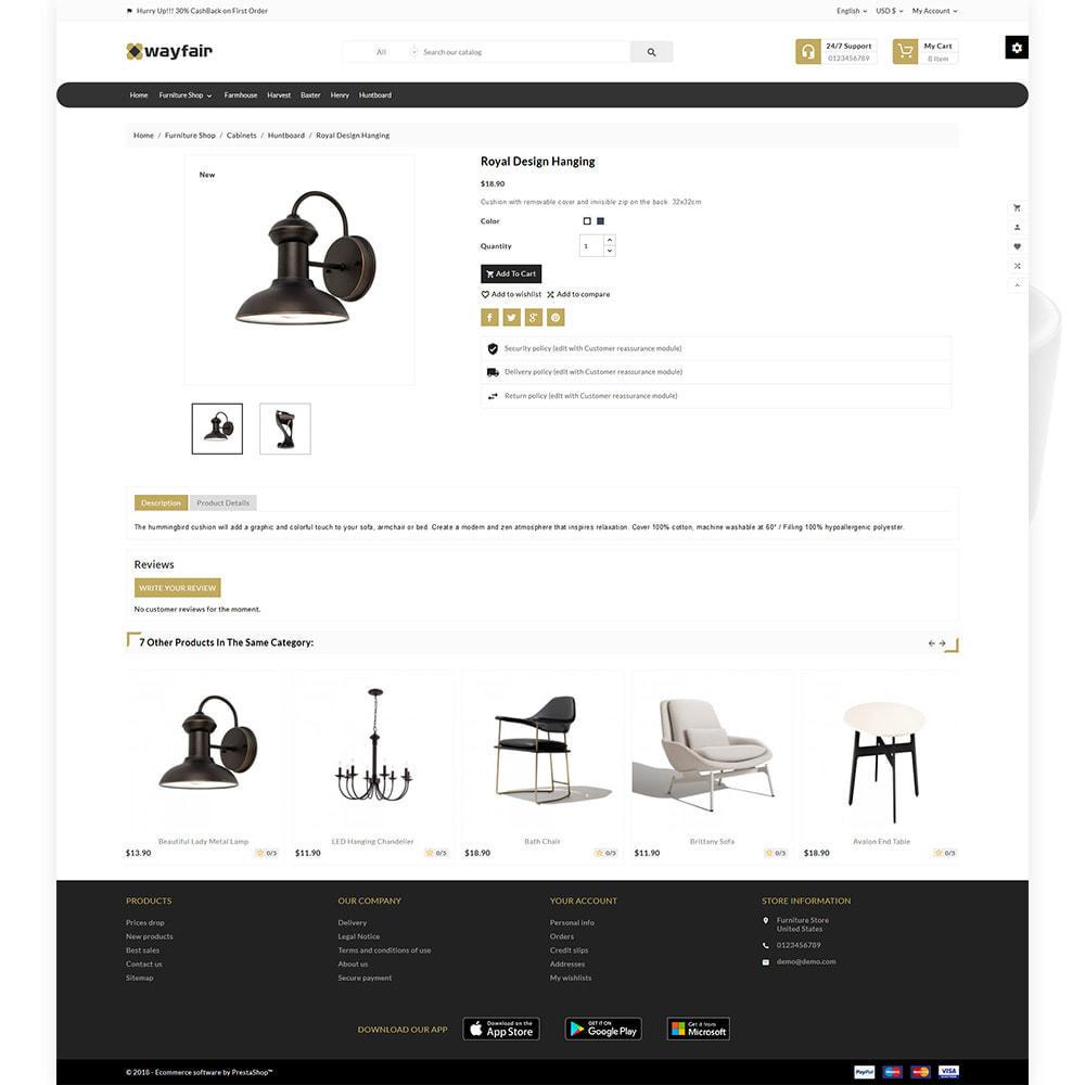theme - Heim & Garten - Wayfair Furniture  - Furniture Shop - 5
