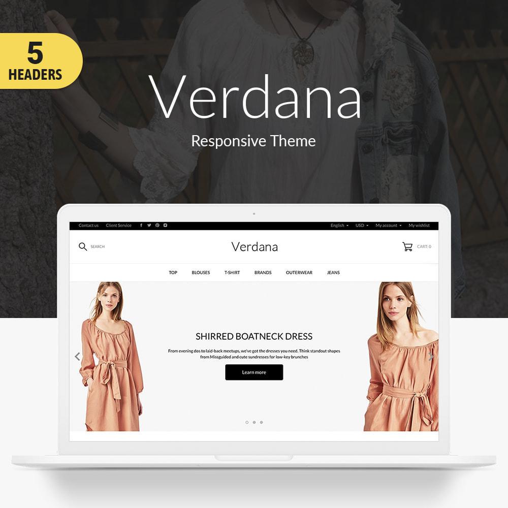 theme - Mode & Schuhe - Verdana Fashion Store - 1