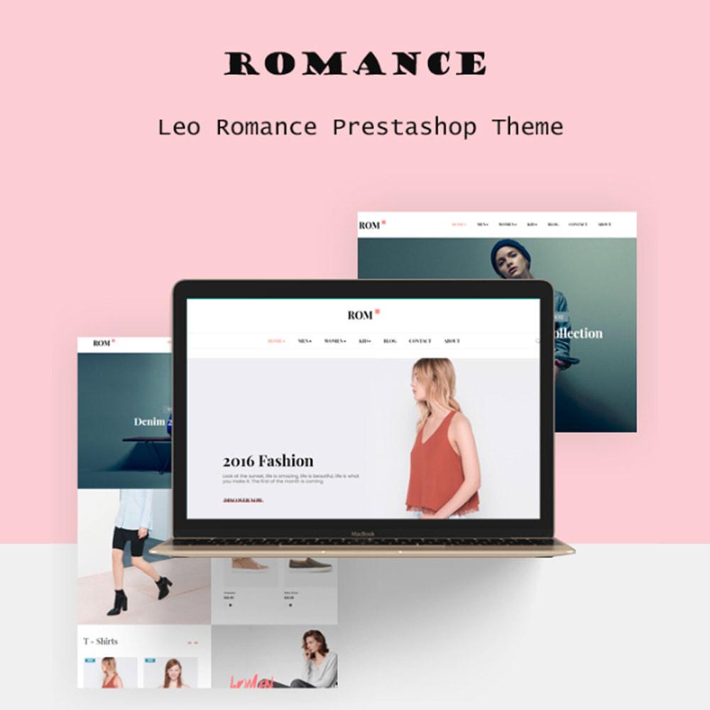 theme - Moda & Calzature - Bos Romance - 1