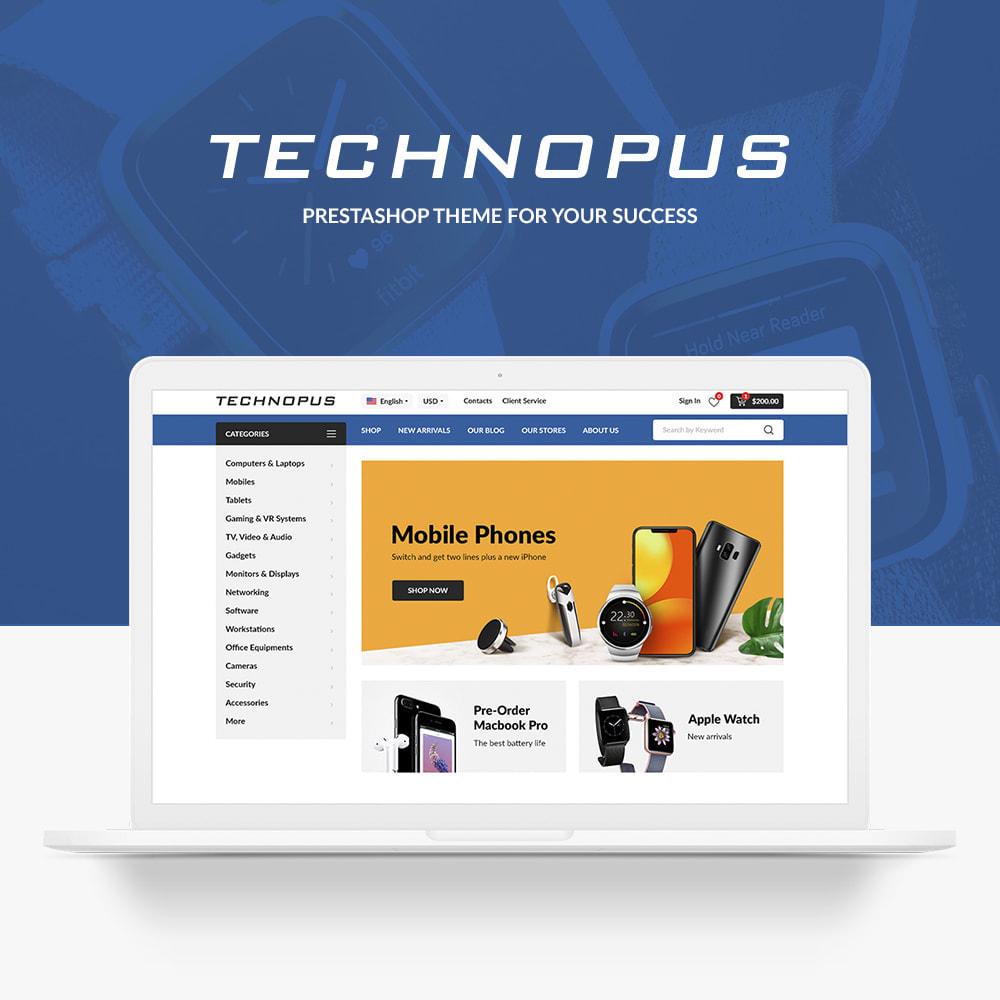 theme - Электроника и компьютеры - Technopus - 1
