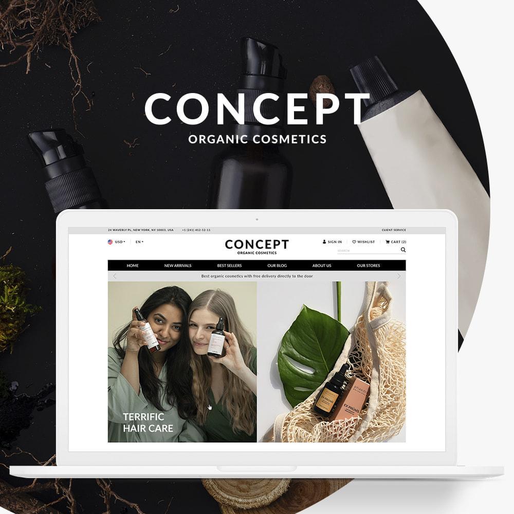 theme - Gesundheit & Schönheit - Concept - 1