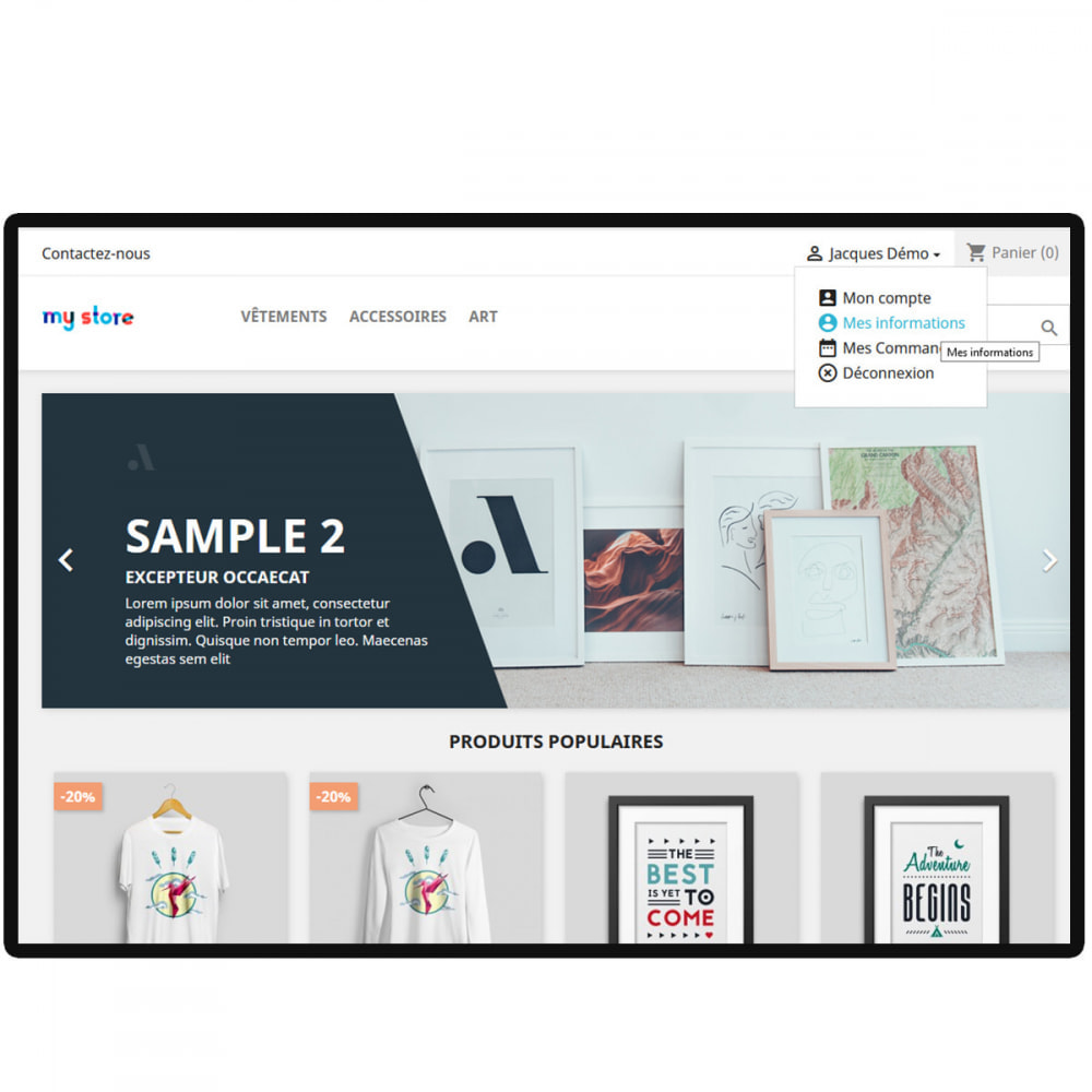 module - Kundenverwaltung - Sign in Premium - 5