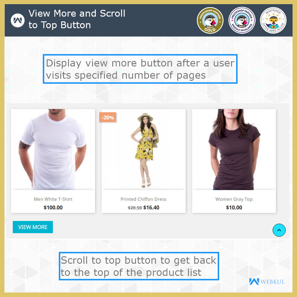 module - Navigation Tools - Infinite Scroll | Load More Products | Lazy Load - 5