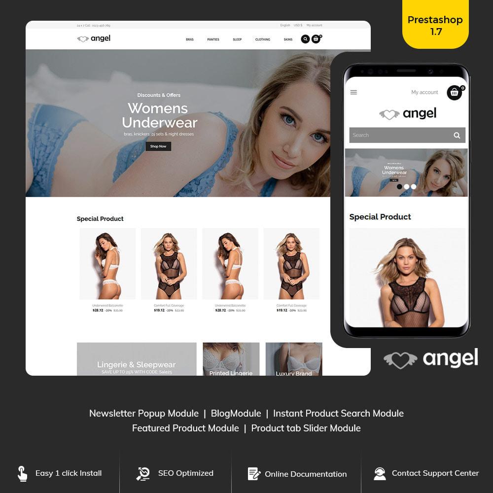 theme - Lingerie & Adulte - Lingerie  - Magasin d'attractions sexuelles en bikini - 2